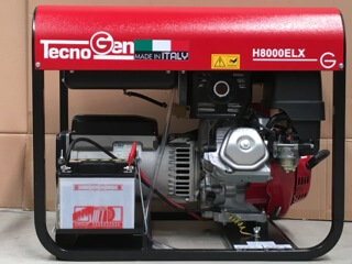 Tecnogen- diesel generator