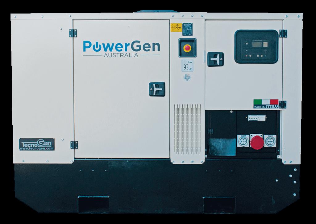 Industrial Diesel generator- Powergen