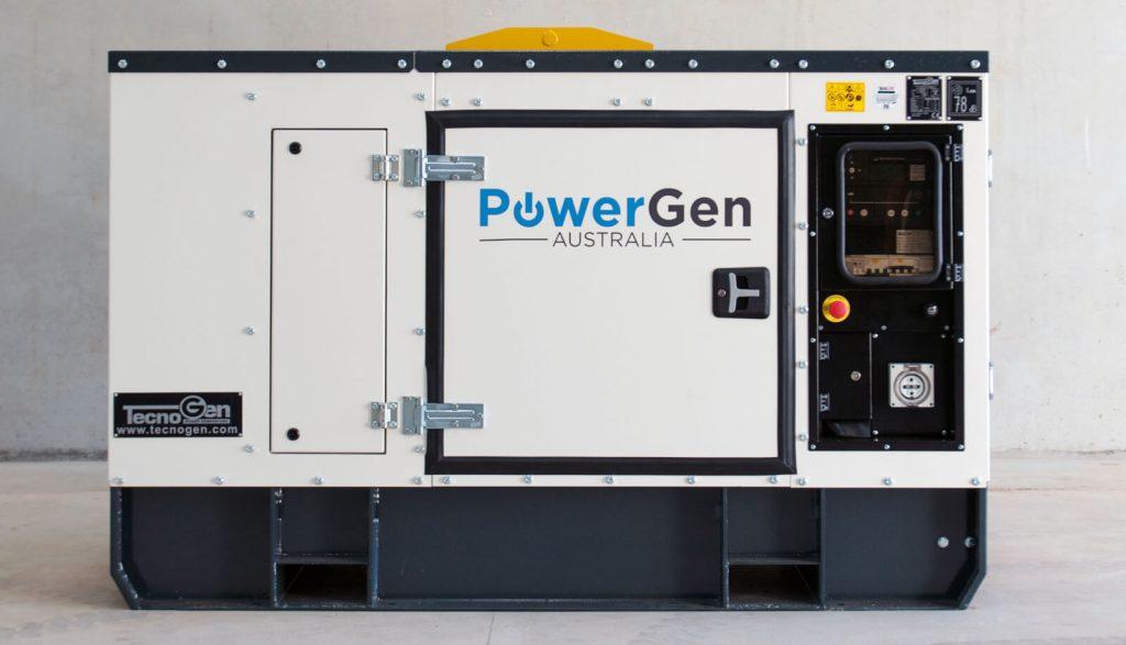 PowerGen Australia Diesel Generators