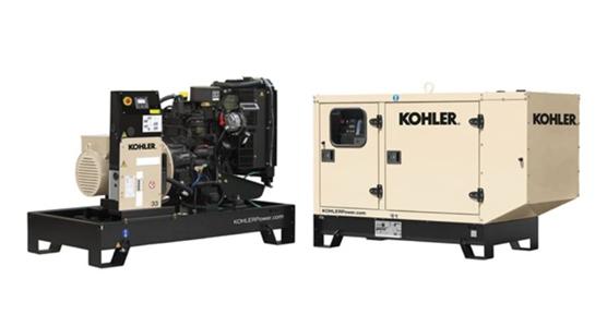 kohler generators stock