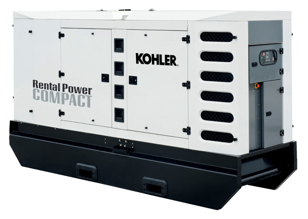 R110C3 powergen generator for rentals and events