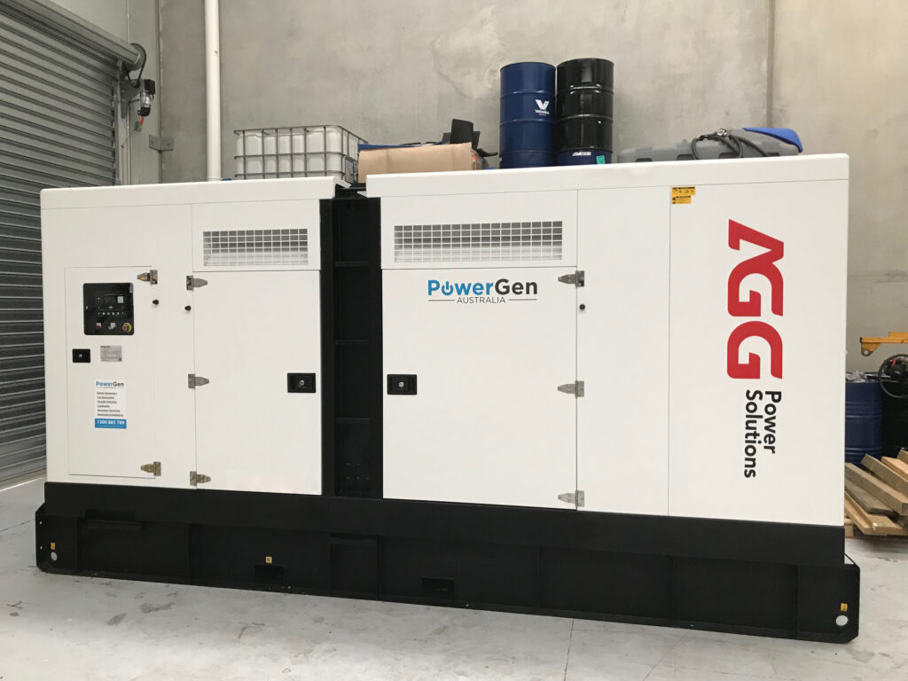AGG S500E5 generator sales by PowerGen generator experts
