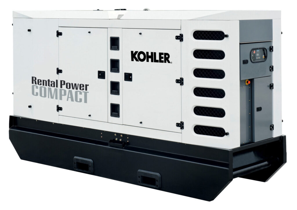 diesel generator for sale by PowerGen