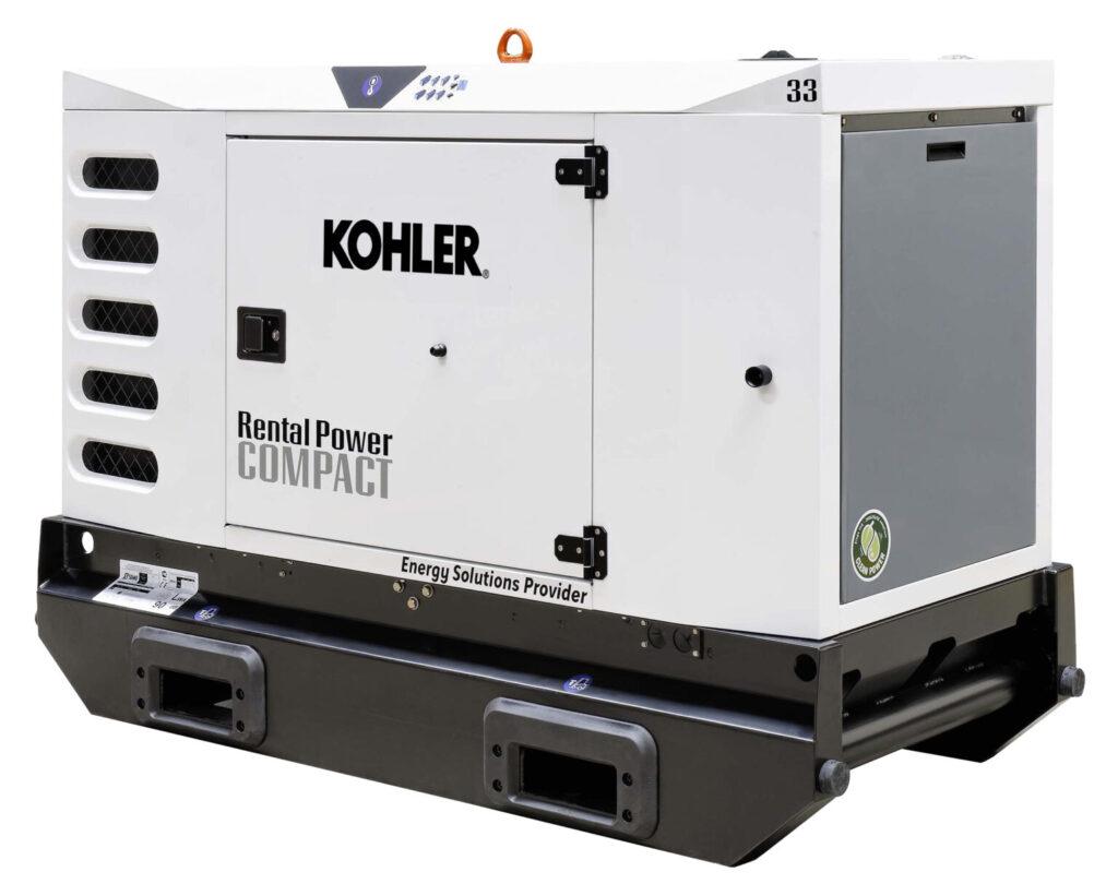 diesel generator for sale by PowerGen Australia R66RC